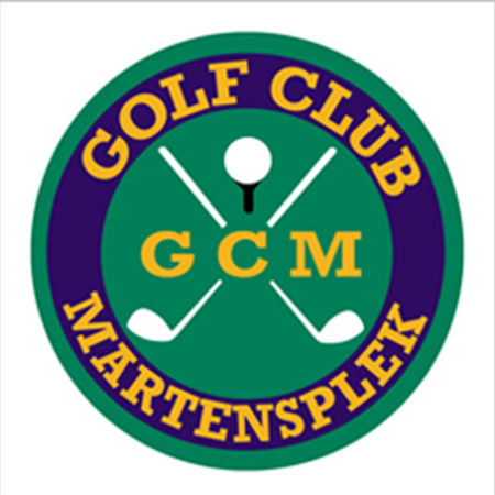 Logo of golf course named Martensplek Golf Club