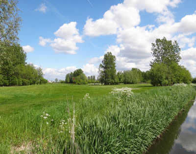 Catherineburg golf course cover picture