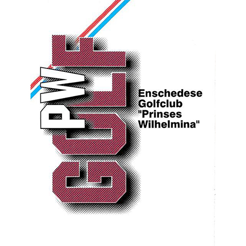 Logo of golf course named Enschedese Golfclub Prinses Wilhelmina