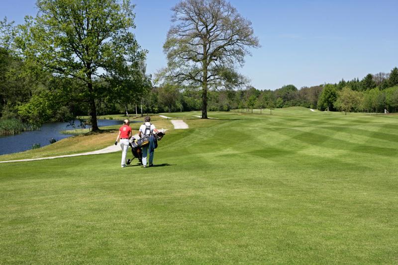 Overview of golf course named Het Rijk Van Sybrook