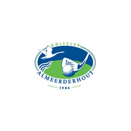 Logo of golf course named Almeerderhout Golf Club
