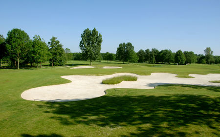 Overview of golf course named Almeerderhout Golf Club