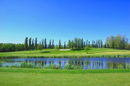 Overview of golf course named Golfbaan Waterland Amsterdam