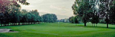 Overview of golf course named Golfbaan de Hoge Dijk