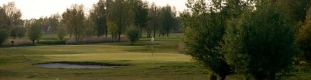 Almkreek Golf Club Cover Picture