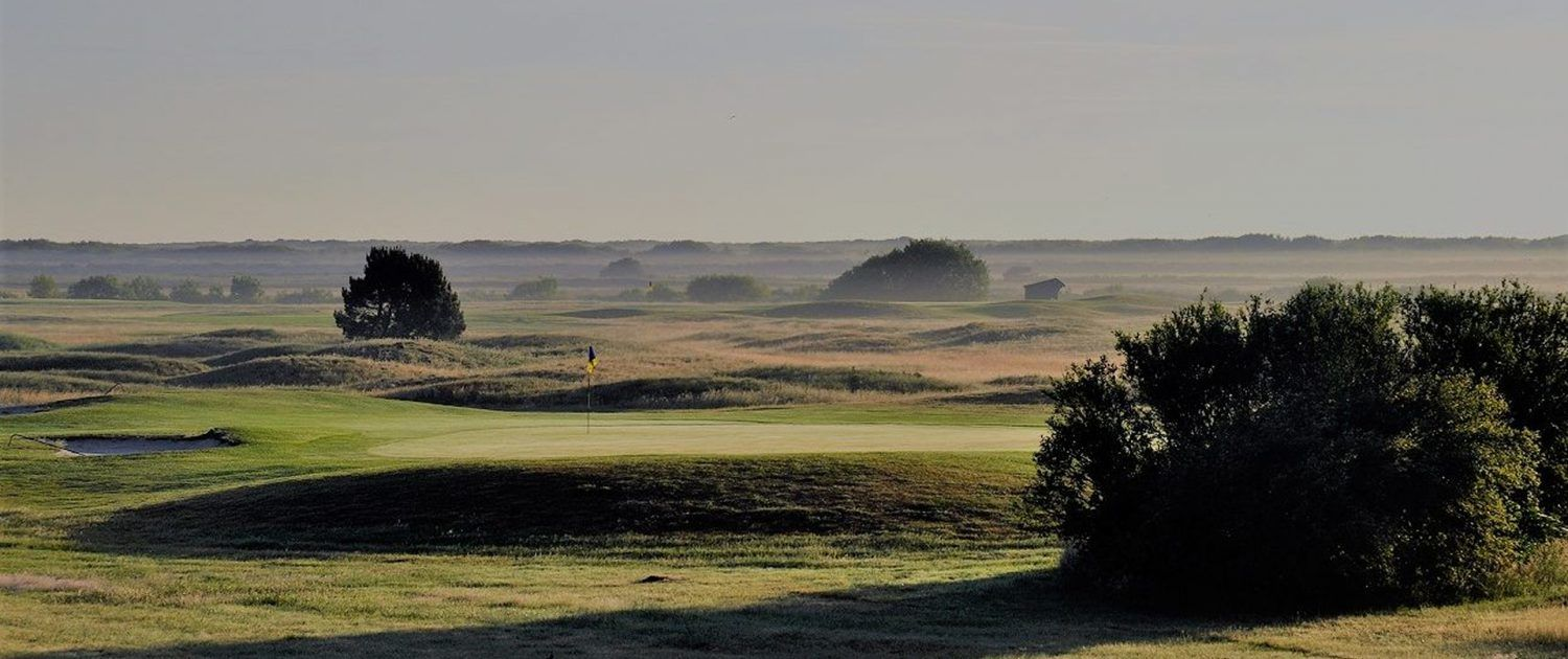 Amelander duinen golf club cover picture