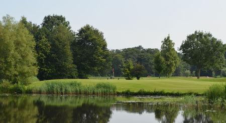 Overview of golf course named Leeuwarder Golfclub de Groene Ster