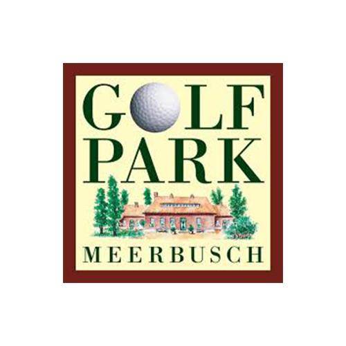 Logo of golf course named Golfclub Meerbusch e.V.