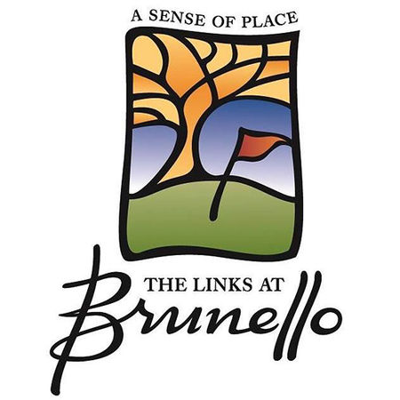 Logo of golf course named The Links at Brunello