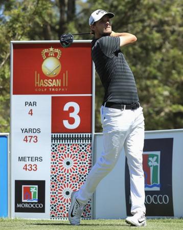 Royal golf dar es salam thomas pieters checkin picture