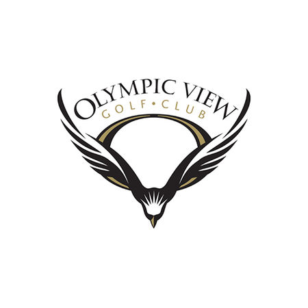 Logo of golf course named Olympic View Golf Club