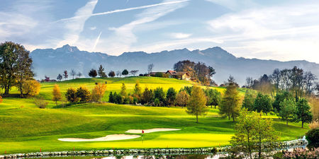 Hosting golf course for the event: Swiss Golf Week