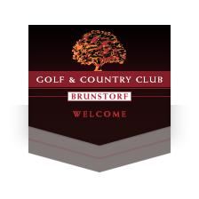 Logo of golf course named Golfvision Brunstorf GmbH & Co.KG