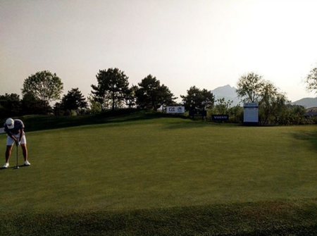 Topwin golf and country club renato paratore checkin picture