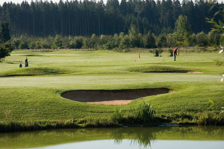 Overview of golf course named Golfrange Munchen-Brunnthal