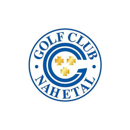 Logo of golf course named Golfclub Nahetal e.V.