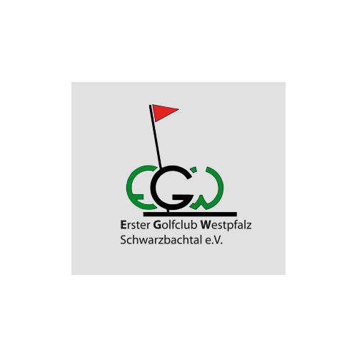 Logo of golf course named Erster Golfclub Westpfalz Schwarzbachtal e.V.