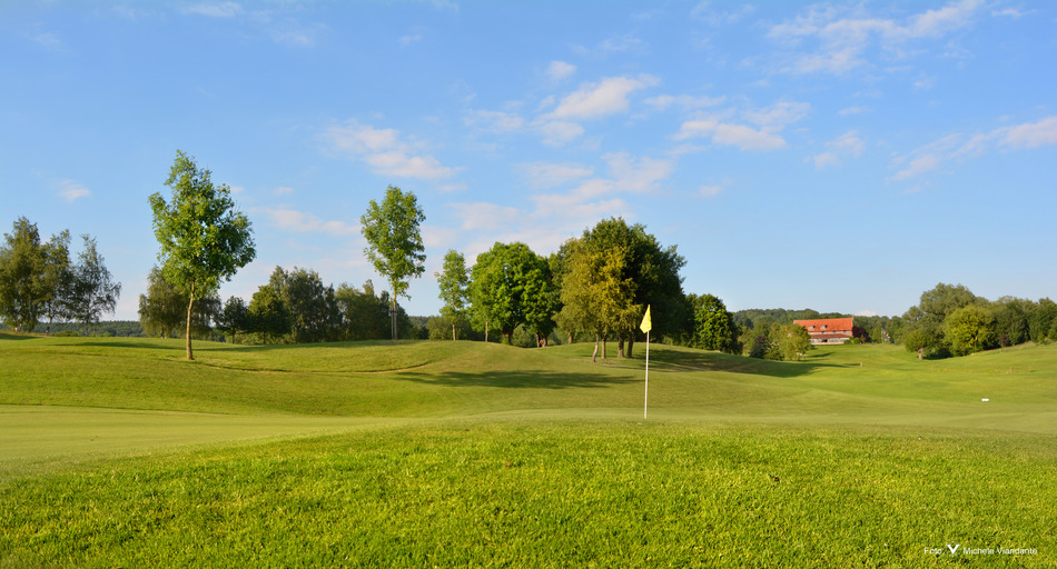 Overview of golf course named Int. Golfclub Mergelhof Sektion Deutschland e.V.