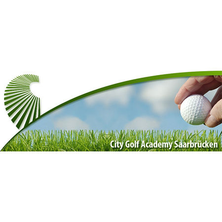 Logo of golf course named City-Golf-Academy Saarbrucken