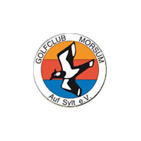 Logo of golf course named Golfclub Morsum Auf Sylt e.V.