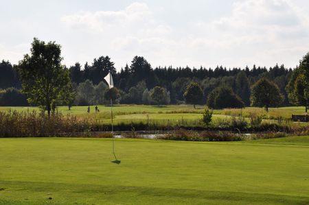 Overview of golf course named Grasbrunn Golf Club