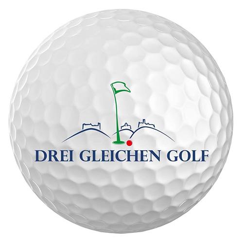 Logo of golf course named Drei Gleichen Golf Club