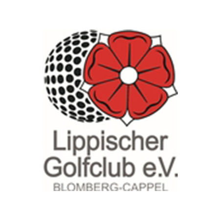 Logo of golf course named Lippischer Golfclub e.V.