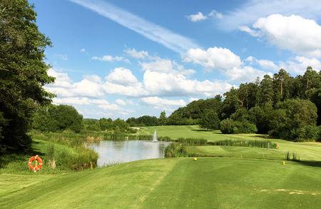 Golfclub Schwabisch Hall e.V. Cover Picture