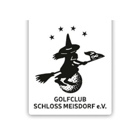 Logo of golf course named Golf Club Schloss Meisdorf e.V.