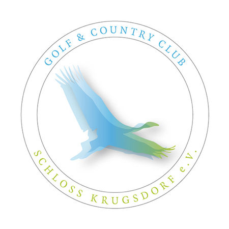 Logo of golf course named Golf and Country Club Schloss Krugsdorf
