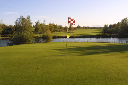 Overview of golf course named Golfclub Rittergut Hedwigsburg e.V.