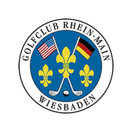 Logo of golf course named Golfclub Rhein-Main e.V.