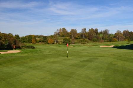 Overview of golf course named Reischenhof Golf Club