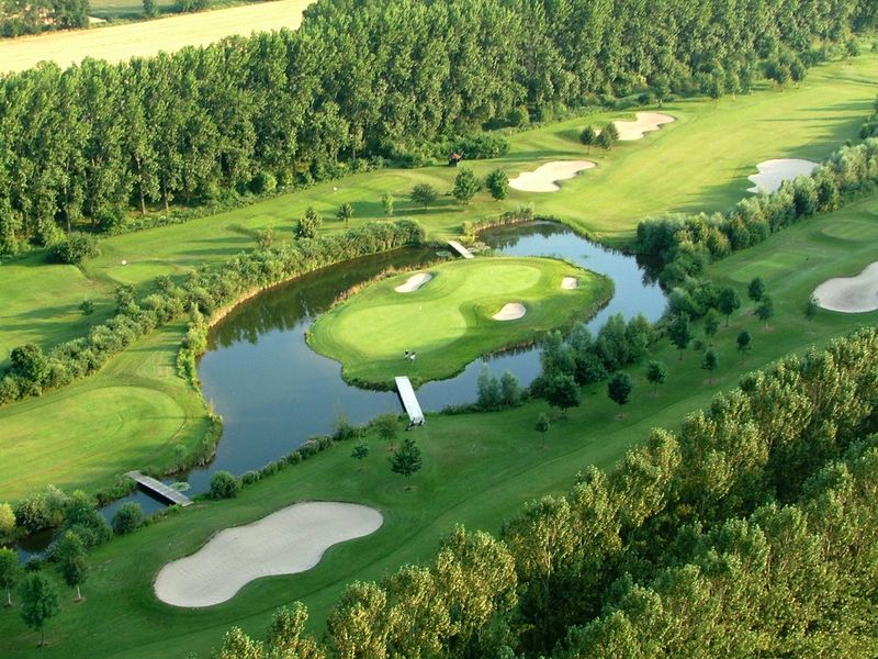 Overview of golf course named Lippstadt Golf Club