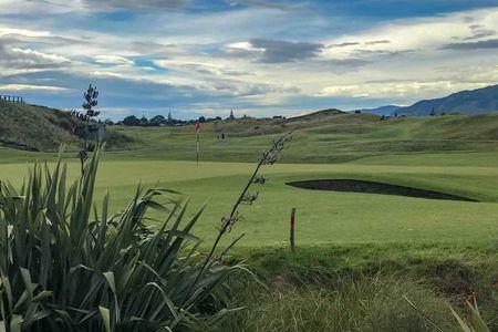 Paraparaumu beach golf club julien tizot checkin picture