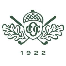Logo of golf course named Oakmont Country Club