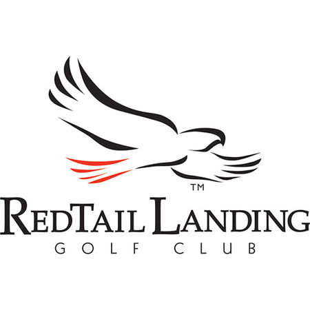 Logo of golf course named Redtail Landing Golf Club