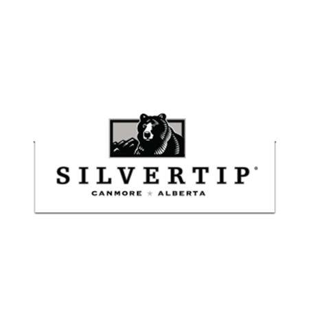 Logo of golf course named Silvertip Golf Course