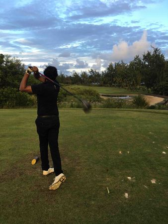 Avatar of golfer named Amrish Sidaya