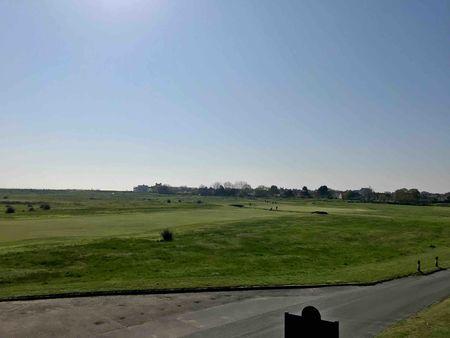 Royal cinque ports golf club nick renton checkin picture