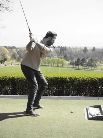 Avatar of golfer named Quentin Du pasquier