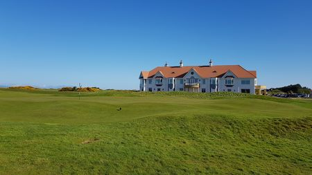 Trump turnberry a luxury collection resort scotland stephane castella checkin picture