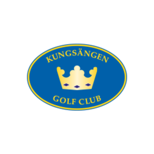 Logo of golf course named Kungsangen Golf Club