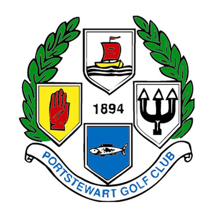 Logo of golf course named Portstewart Golf Club - Old Course