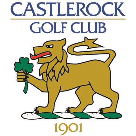 Logo of golf course named Castlerock Golf Club - Mussenden Course