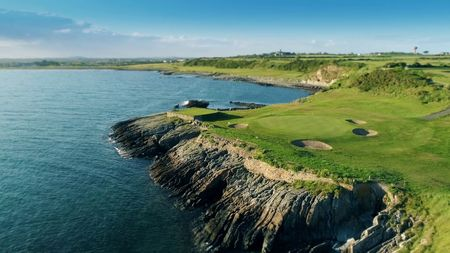 Overview of golf course named Ardglass Golf Club