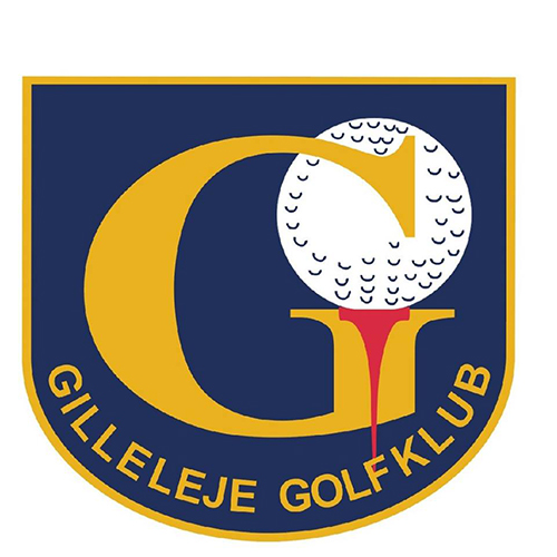 Logo of golf course named Gilleleje Golf Club