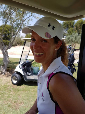 Avatar of golfer named Nathalie Metz