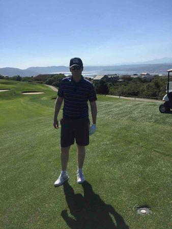 Avatar of golfer named Henrik Handte