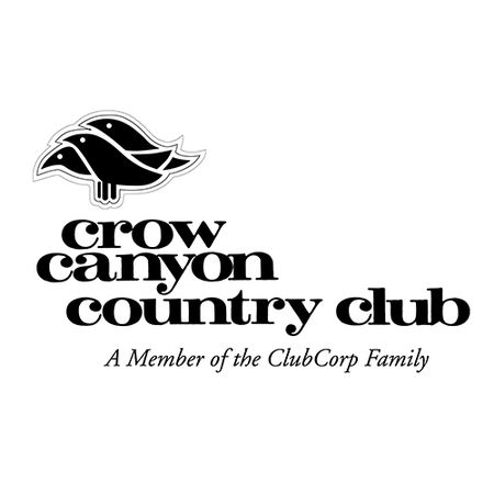 Logo of golf course named Crow Canyon Country Club
